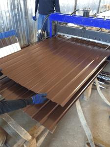 Завод кровельно-фасадных материалов